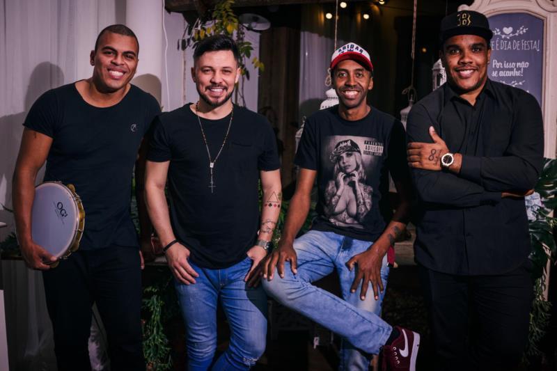 Projeto uniu o Grupo Shake com o músico Moisés Damé