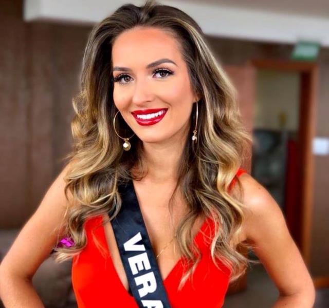 Mariana Iser está entre as cinco maiores beldades do Estado
