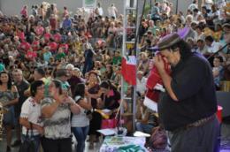 Confira fotos dos shows de Berenice Azambuja e Xirú Missioneiro