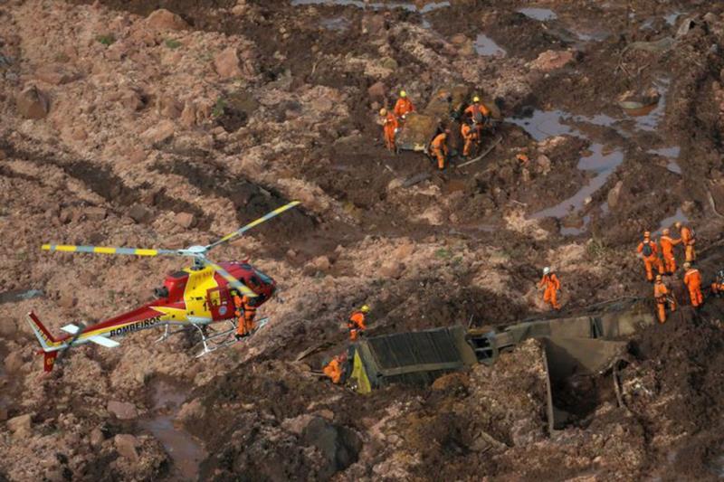 Foi pedido que a mineradora seja obrigada a apresentar garantias financeiras da ordem de R$50 bilhões