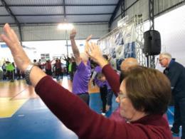 FOTOS: Dia do Desafio anima santa-cruzenses