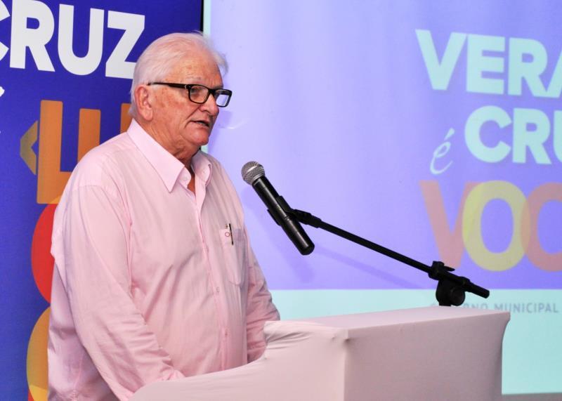 """""""Santa Cruz perde um grande administrador"""", diz prefeito de Vera Cruz"""