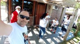 FOTOS: Natal Solidário da soldado Marciele distribui mais de 700 brinquedos