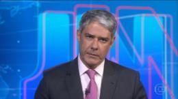 """Bonner troca lua por """"Lula"""" em reportagem sobre eclipse e vira piada nas redes"""