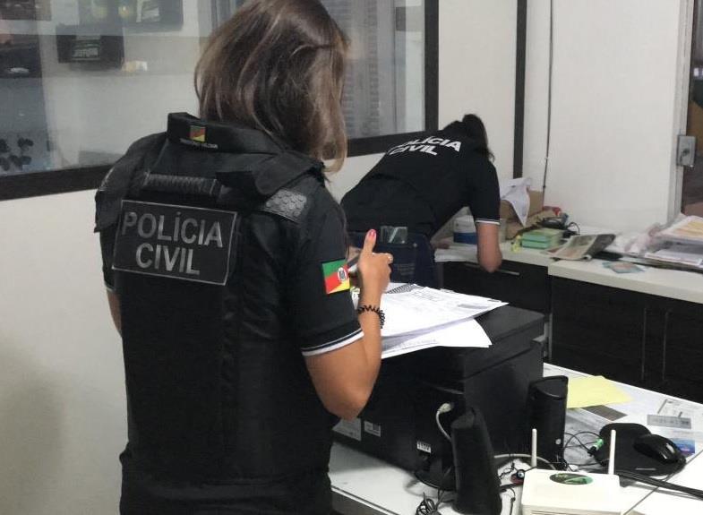 Polícia Civil deflagra operação em combate à lavagem de dinheiro em Santa Cruz