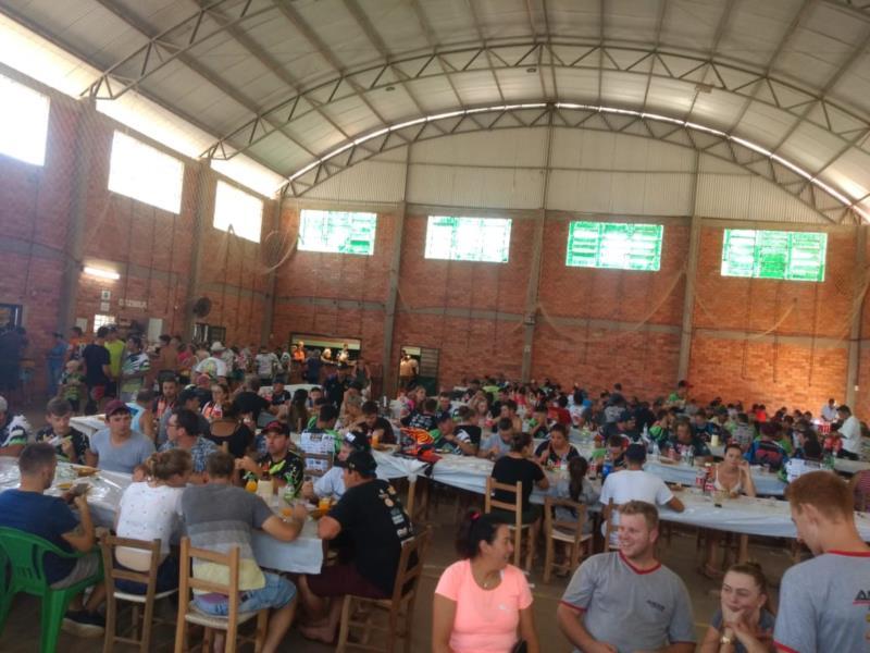 Grupo Trilheiros Tutaloko realiza 12º encontro em Venâncio Aires