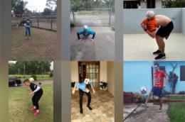 Talento com a bola desafiou Gincaneiros