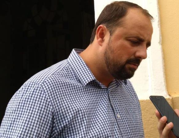 Rafael Barros renuncia ao cargo de prefeito de Rio Pardo