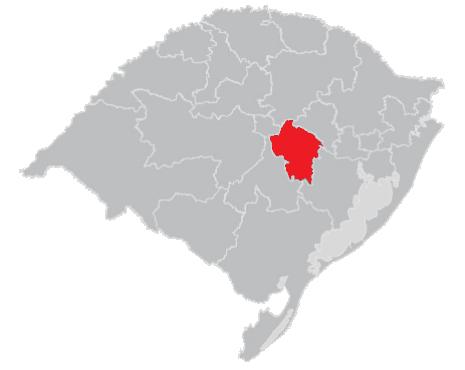 Região de Santa Cruz passa a bandeira vermelha