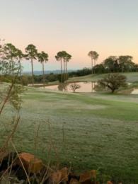 No Golf Clube Santa Cruz do Sul