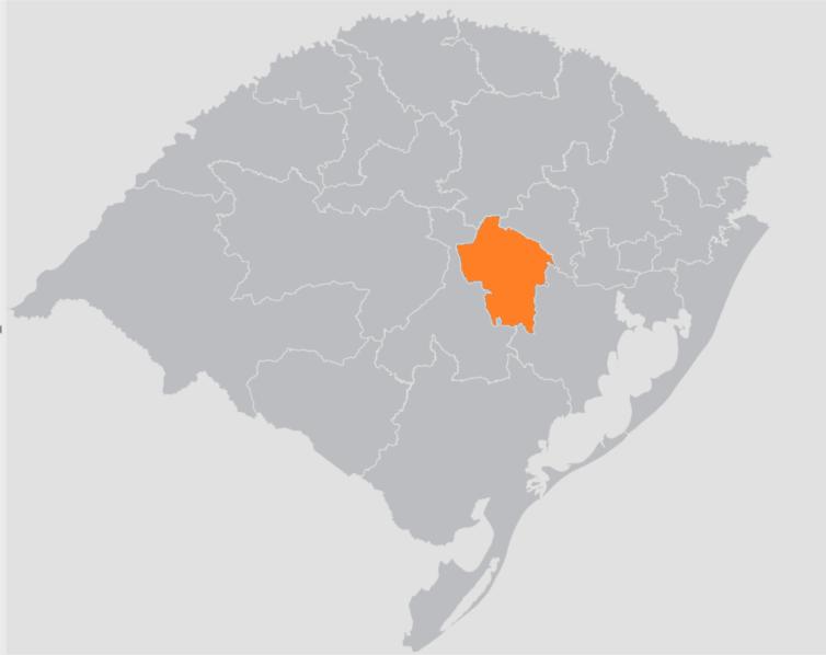 Governo aceita recurso e região está mais uma vez na bandeira laranja