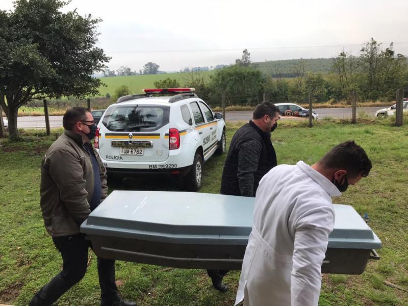Três homens são executados a tiros em Vale Verde