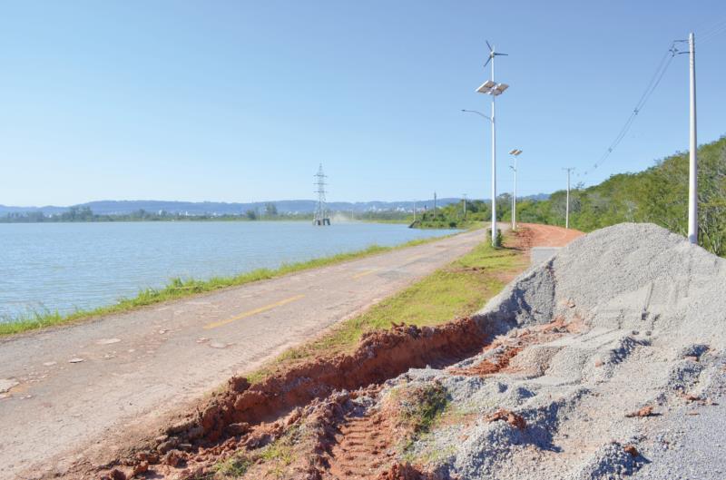 Duplicação da pista do Lago está entre as melhorias