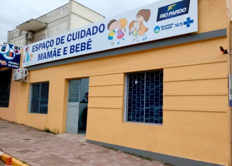 Inaugurado Espaço de Cuidado Mamãe e Bebê em Rio Pardo