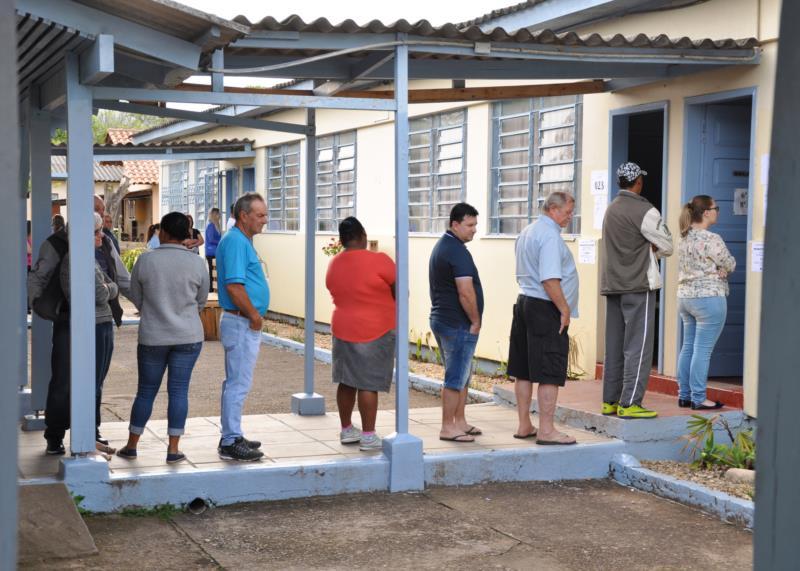 No último pleito realizado em Vera Cruz, número de eleitores era de 16.990