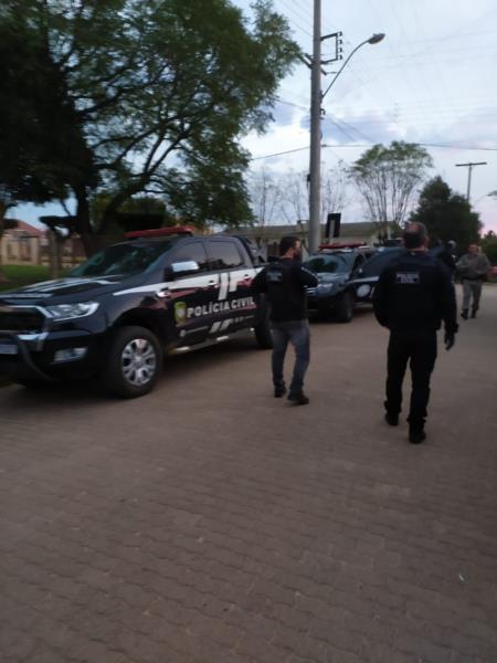 Polícia Civil deflagra operação contra quadrilha especializada em roubos de máquinas agrícolas