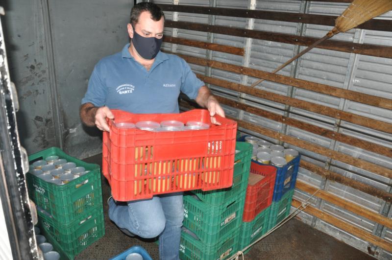 Alexandre Bartz lamentou veto a quem produz alimento