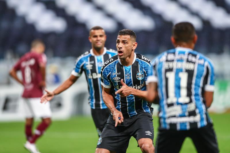 Grêmio conquista o Campeonato Gaúcho