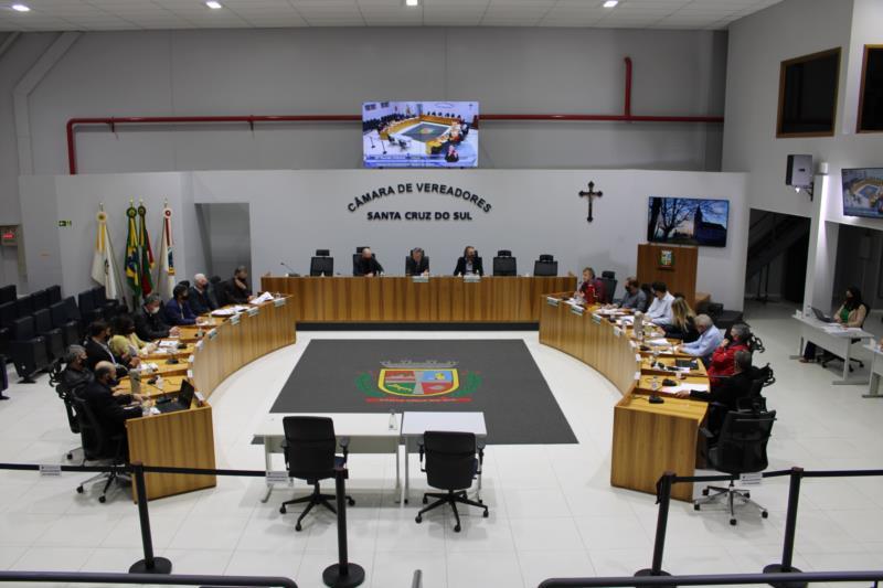 Câmara de Vereadores de Santa Cruz do Sul