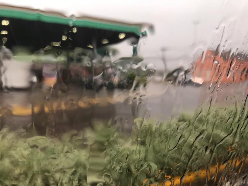 Pancadas isoladas de chuva devem ser registradas  em todos os dias da semana