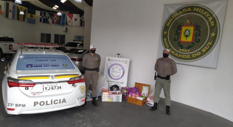Operação Marias é realizada no Vale do Rio Pardo no combate à violência doméstica