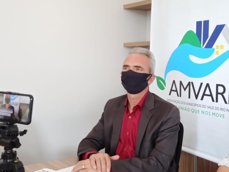 Amvarp reunirá prefeitos da região para discutir calendário de volta às aulas presenciais