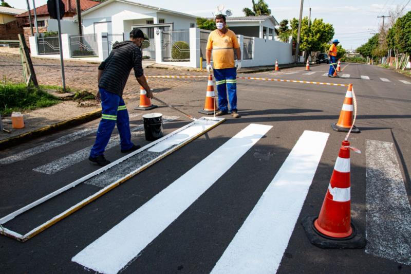 Santa Cruz tem três pontos de alteração no trânsito