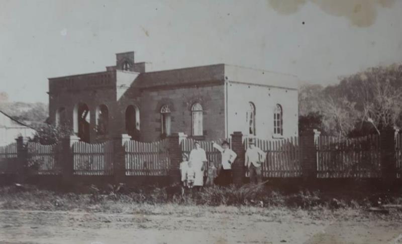 Casa da família Wuttke Meurer em Rio Tal
