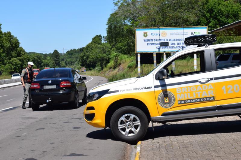Operação Viagem Segura do Feriado da Independência segue até a segunda-feira