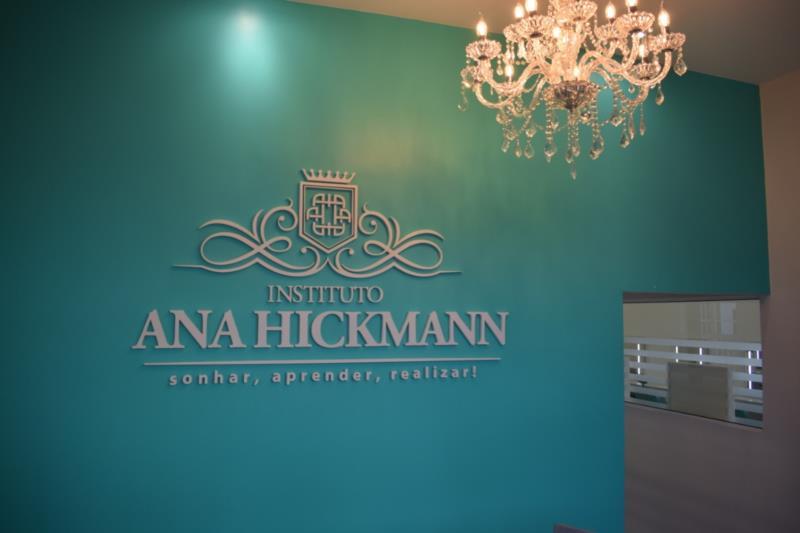 Instituto Ana Hickmann abre franquia em Santa Cruz neste mês. Veja os cursos