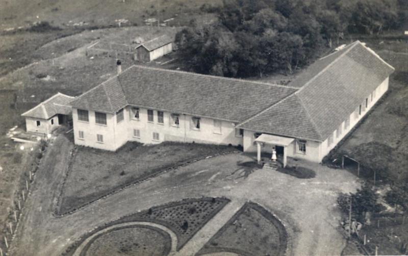 Hospital Ana Nery, no início de sua trajetória de sucesso