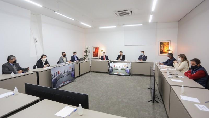 Plano foi apresentado nesta segunda-feira a deputados estaduais, lideranças empresariais e entidades setoriais