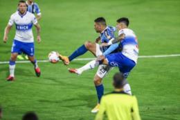 Grêmio volta a jogar mal e perde para o Universidad Católica