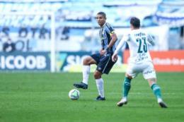 Grêmio empata no apagar das luzes na Arena