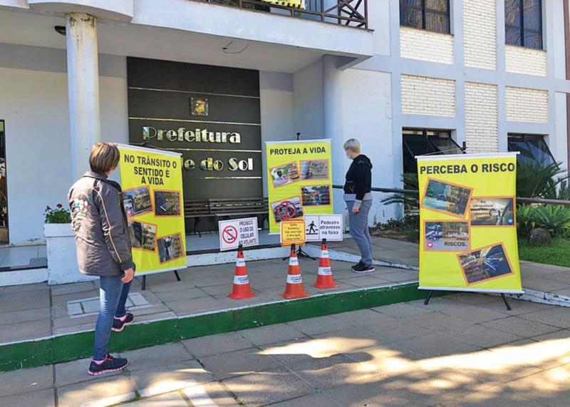 Confira como será a Semana Nacional do Trânsito na região