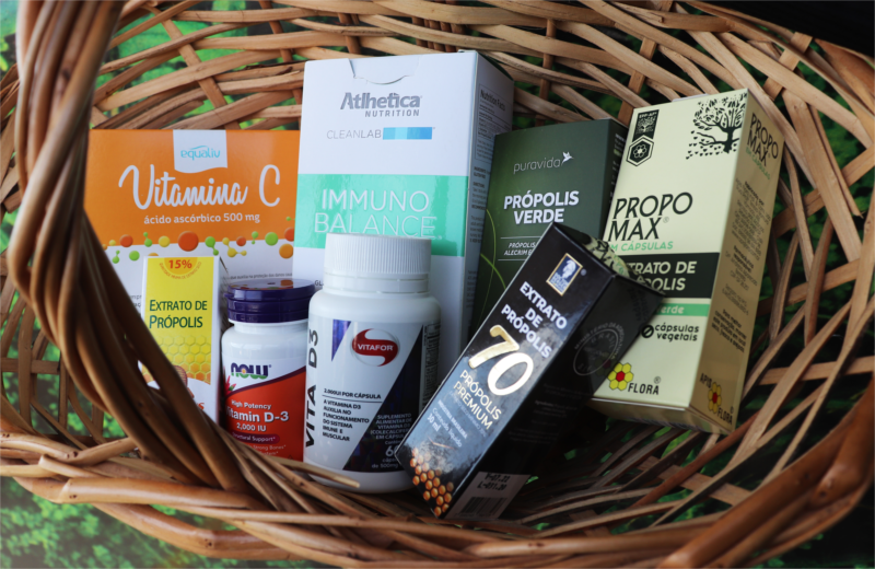 Mercado saudável que conta com opções variadas de produtos naturais para os diversos estilos de alimentação