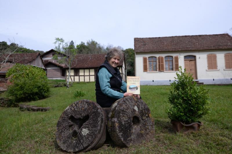 O fascínio pelas origens reforça a importância que a santa-cruzense Marlise Diehl dá para a preservação