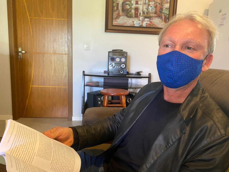 Olgário Vogt em entrevista à coluna Feed de Negócios