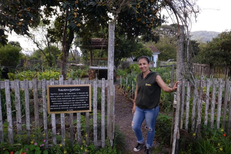Sítio Pedagógico Paraíso, na localidade de Rio Pardinho, cultua e preserva a história