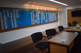 Novo prédio da imobiliária está localizado na Rua Galvão Costa, em Santa Cruz do Sul