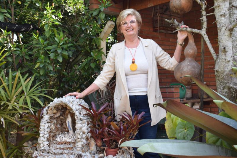 """""""O desejo de fazer mais por Santa Cruz continua vivo em mim"""", afirma Helena Hermany"""