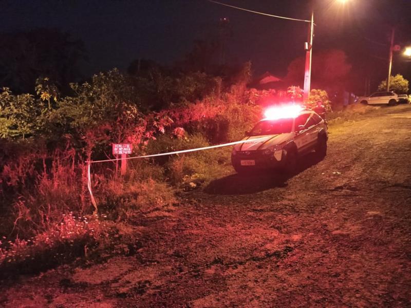 Crime ocorreu nas proximidades do Presídio Regional