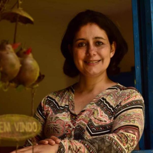Adriana Becker, de 40 anos, foi diagnosticada com tumor Neuroendócrino