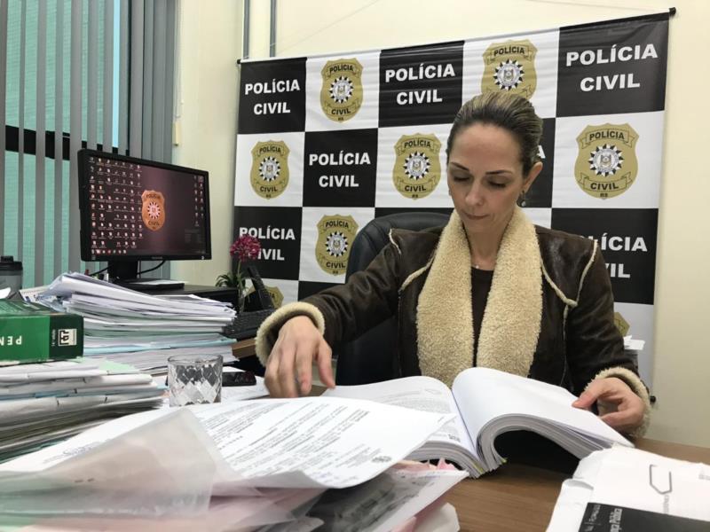 Delegada Ana Luísa investiga o caso