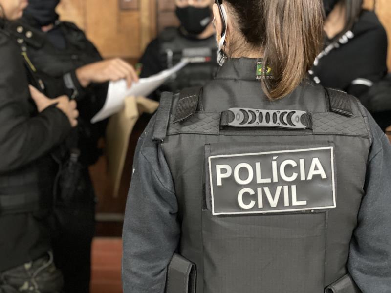 Polícia Civil realiza ação na manhã desta sexta-feira em Lajeado