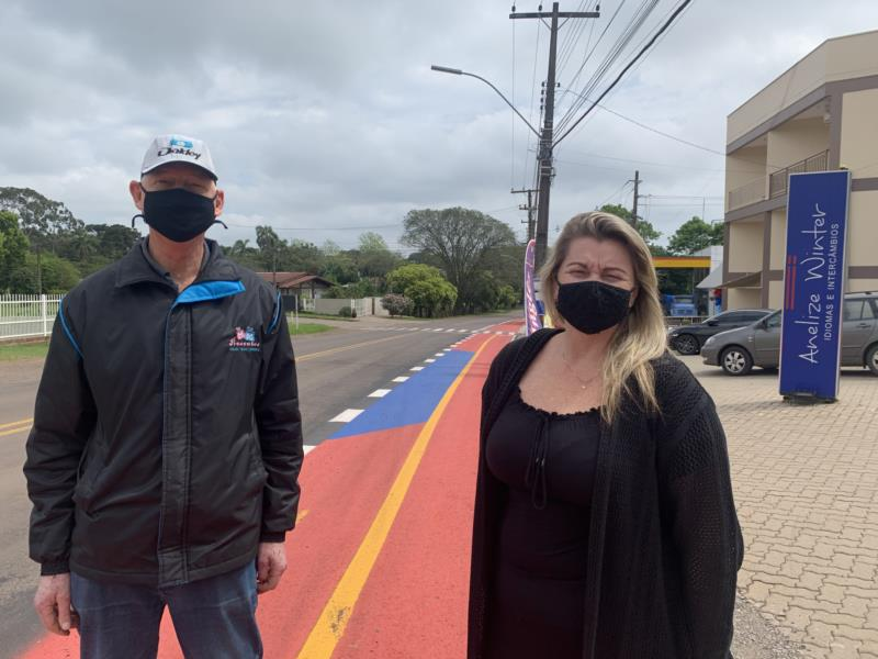 Sábado tem blitz educativa em Linha Santa Cruz