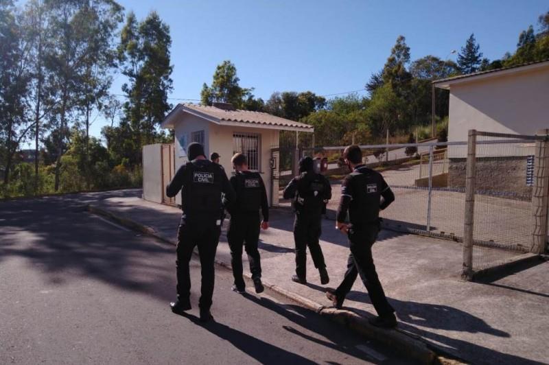 Operação Perene desarticula organização criminosa na Serra Gaúcha