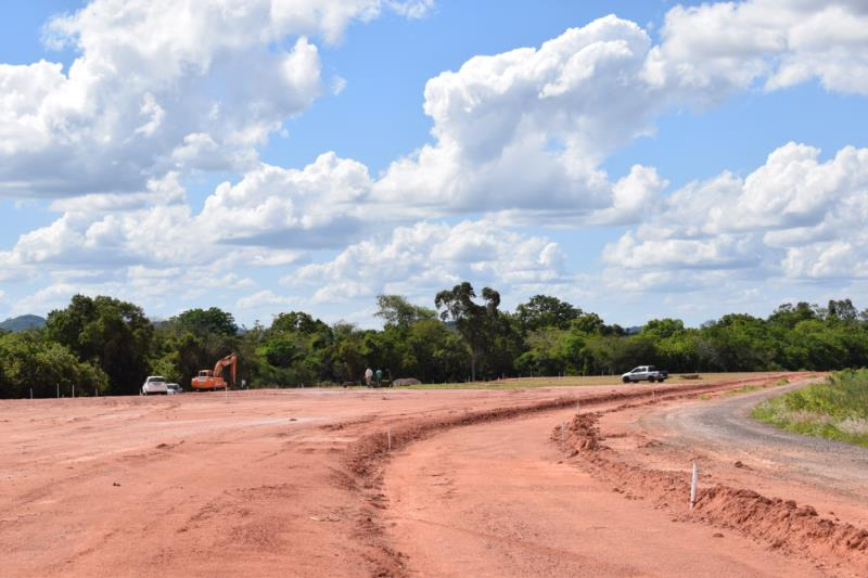 FOTOS: Veja como estão as obras do Lago Dourado, fechado há quase dois anos