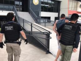 Investigado por tentativa de homicídio é preso pela Polícia Civil em Santa Cruz
