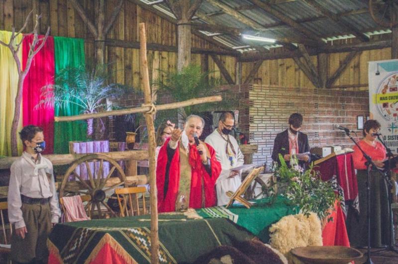 Missa Crioula em formato drive-in celebra aniversário do MTG